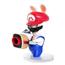 Figurine Mario + Rabbids Kingdom Battle: Mario 3