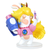 Figurine Mario + Rabbids Kingdom Battle: Peach 3