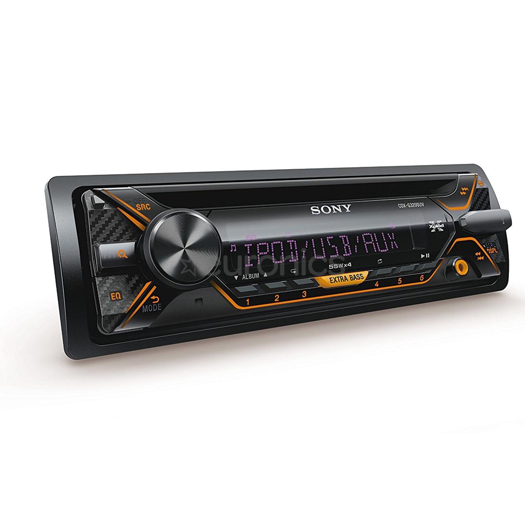 Sony Cdx G Uv on Harman Kardon Car Stereo