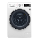 Washing machine-dryer LG (9kg / 6kg)