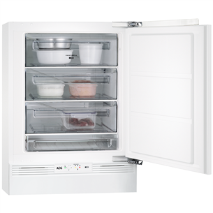 Built-in freezer AEG (95 L)