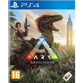 PS4 mäng ARK: Survival Evolved