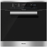 Built-in oven Miele / capacity: 76 L