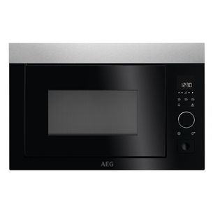 Built-in microwave, AEG (25 L)