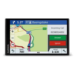 GPS-навигатор DriveSmart 61, Garmin DRIVESMART61LMT-S