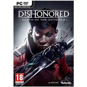 Arvutimäng Dishonored: Death of the Outsider
