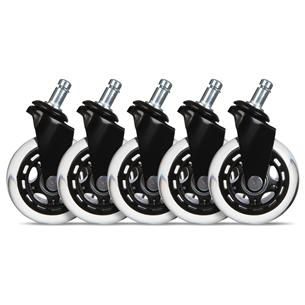 Резиновые колёсики для игрового стула EL33T 5706470072633