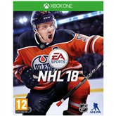 Xbox One mäng NHL 18