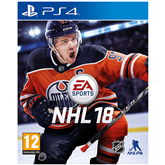PS4 mäng NHL 18
