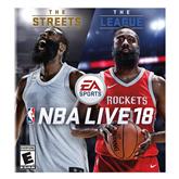 Xbox One game NBA LIVE 18
