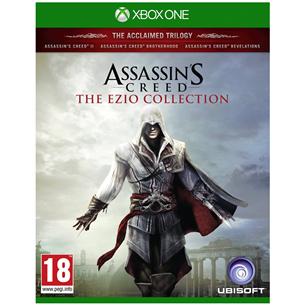 Игра для Xbox One, Assassins Creed: The Ezio Collection