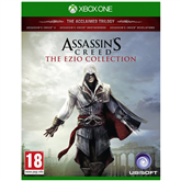 Xbox One mäng Assassins Creed: The Ezio Collection