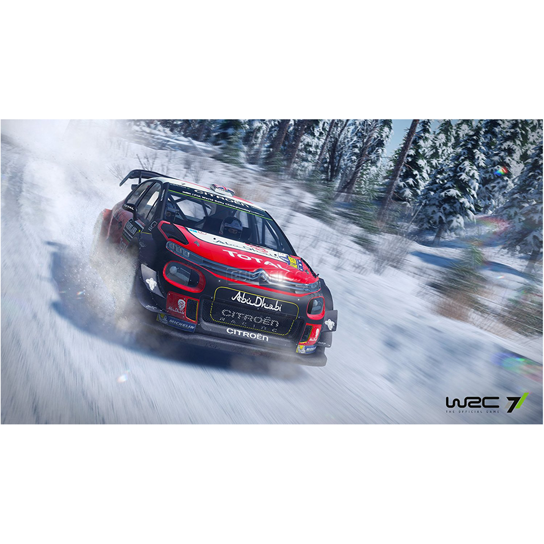 Ps4 Game Wrc 7 3499550359626