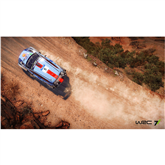 PS4 game, WRC 7