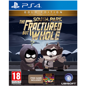 PS4 mäng South Park: The Fractured But Whole Gold Edition