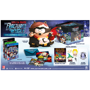PS4 mäng South Park: The Fractured But Whole Collectors Edition / eeltellimsel