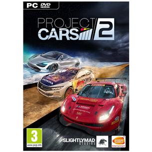 Arvutimäng Project CARS 2