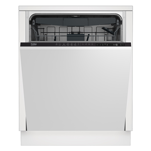 Built-in dishwasher Beko (14 place settings) DIN26422