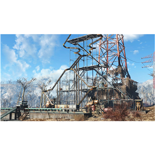 PS4 mäng Fallout 4 Game of the Year Edition