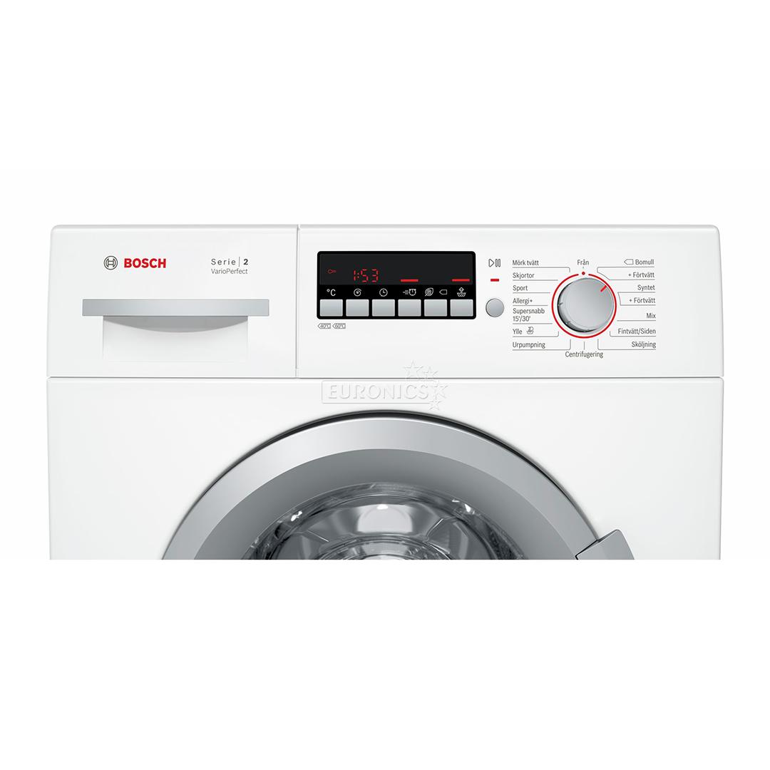 washing machine bosch 6kg wab282b6sn. Black Bedroom Furniture Sets. Home Design Ideas
