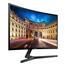 24 nõgus Full HD VA-monitor Samsung