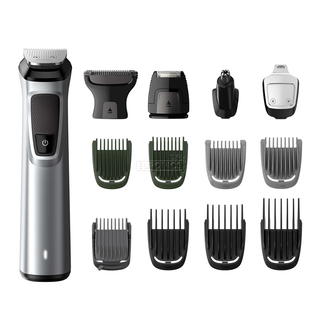 beard trimmer multigroom 7000 series 14 in 1 philips mg7720 15. Black Bedroom Furniture Sets. Home Design Ideas