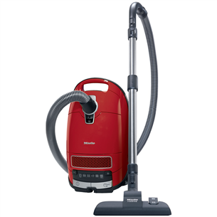 Vacuum cleaner Complete C3 PowerLine, Miele C3DARKRED