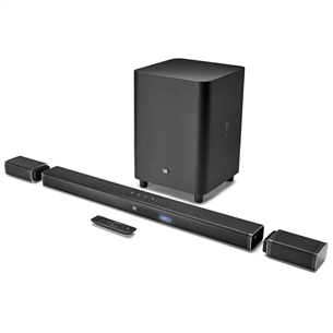 Саундбар JBL Bar 5.1 JBLBAR51BLKEP