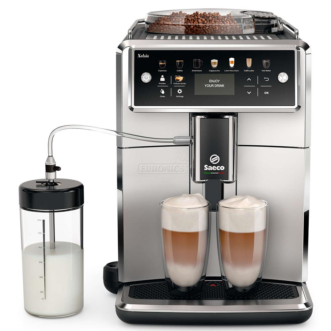 Espresso Machine Saeco Xelsis Philips Sm7581 00