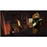 PC game Minecraft Story Mode 2