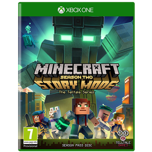 Xbox One mäng Minecraft Story Mode 2