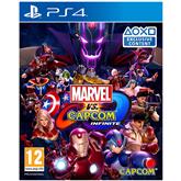 PS4 mäng Marvel vs Capcom: Infinite