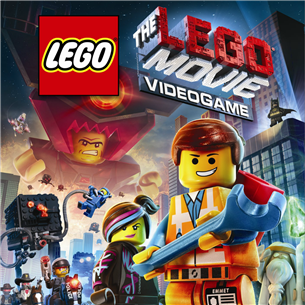PS3 mäng The LEGO Movie Videogame