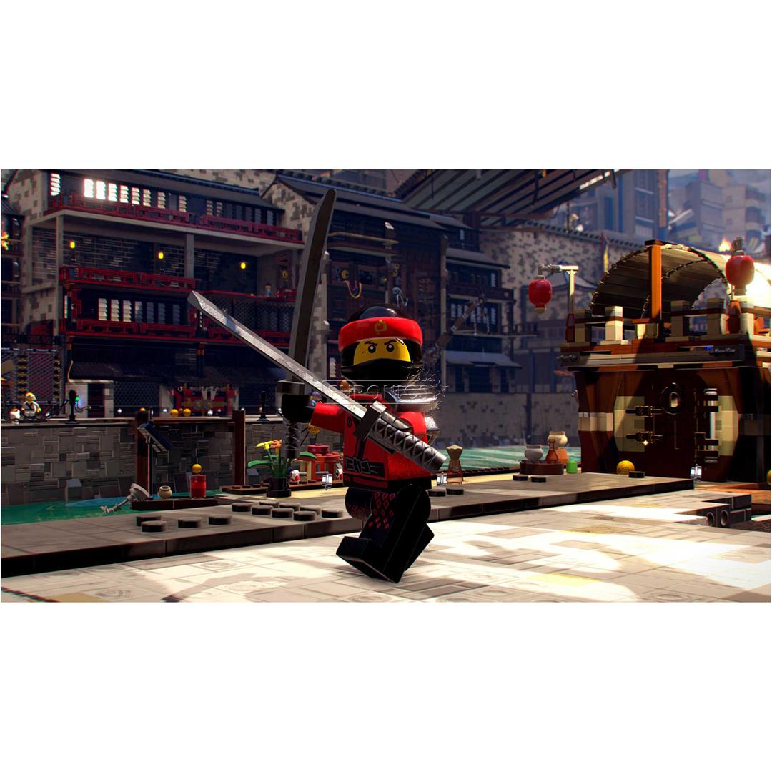 xbox one game lego ninjago movie 5051895409350