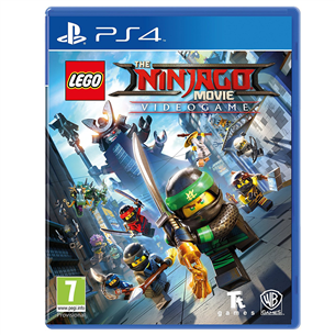 Игра для PlayStation 4, LEGO Ninjago Movie
