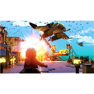 PS4 mäng LEGO Ninjago Movie