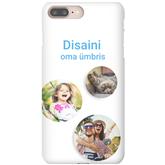 Чехол с заказным дизайном для iPhone 8 Plus / Snap (матовый)