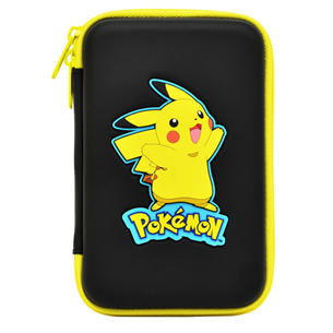 3DS XL hard pouch Hori Pikachu