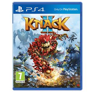 PS4 mäng Knack 2