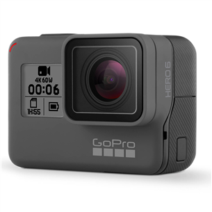 Seikluskaamera GoPro HERO6 Black Edition