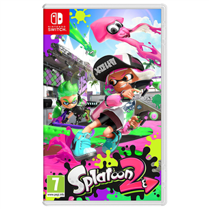 Switch mäng Splatoon 2