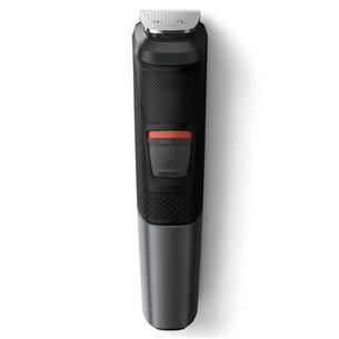Beard trimmer Multigroom 5000 series 9 in 1, Philips