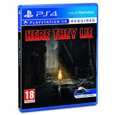 PS4 VR mäng Here They Lie