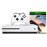 Mängukonsool Microsoft Xbox One S (1 TB) + Forza Horizon 3