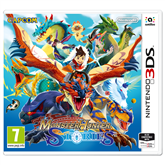 3DS mäng Monster Hunter Stories
