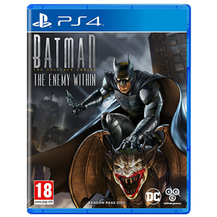 PS4 mäng Batman: The Enemy Within