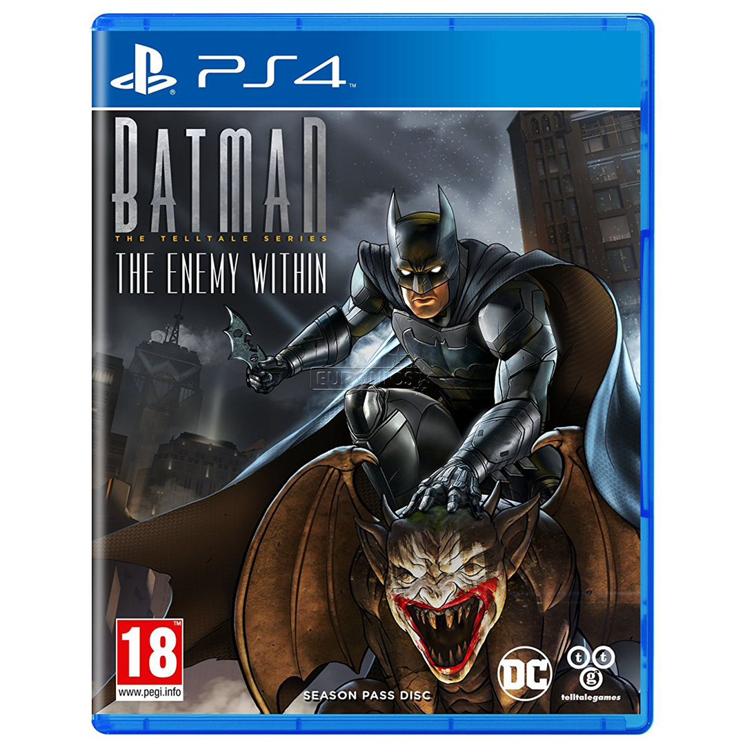 PS4 game Batman: The Enemy Within, 5051895410745