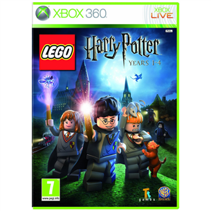 Xbox 360 mäng LEGO Harry Potter: Years 1-4