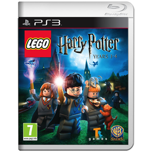 PS3 mäng LEGO Harry Potter: Years 1-4