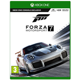 Xbox One mäng Forza Motorsport 7